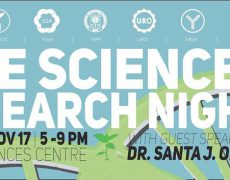 Life Sciences Research Night