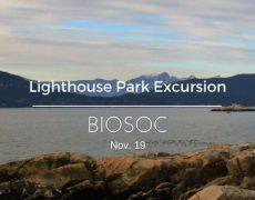 Lighthouse Park Excursion