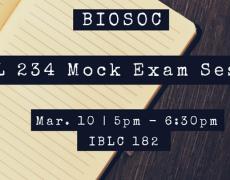 BIOL 234 Mock Exam Session