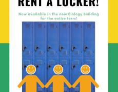 Locker Rentals