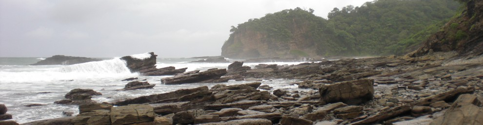 nicaraguarockyshore